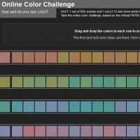Online Color Challenge